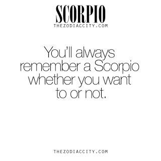 #scorpio #personality #traits #characteristics