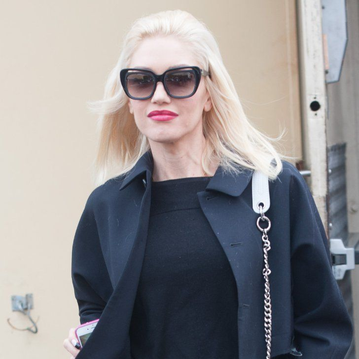 Gwen Stefani Even Looks Cool While Taking Her Kids to Church
