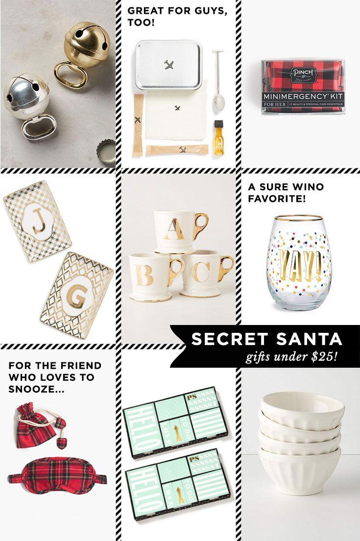Best Gifts Under 25 25+ best best secret santa gifts ideas on pinterest | good secret