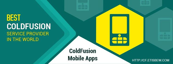 Innovative mobile app development with ColdFusion 10 High level of expertise in developing secure and efficient ColdFusion powered mobile applications with Adobe ColdFusion 10. Etisbew brings forward its ColdFusion development expertise to develop remarkable ColdFusion 10 powered mobile applications. 1-732-603-5299 usasales@etisbew.com - http://cf.etisbew.com/coldfusion-mobile-applications.htm