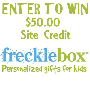 freckle box giveaway