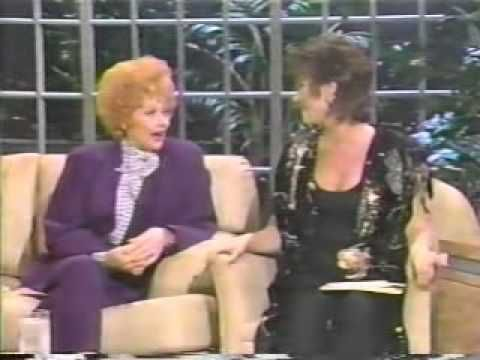 Michele Lee on Joan Rivers with Lucille Ball (Part 3)