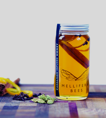 Cardamom Infused Honey by Mellifera Bees on Scoutmob Shoppe