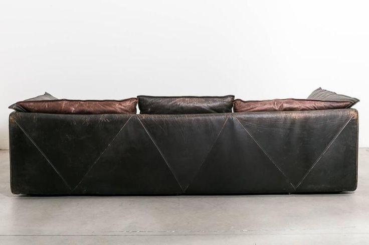 """Silene"" Couch for Sormani, Circa 1970, Italy 5"