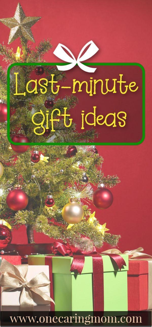 Last Minute Gift Ideas One Week Until Christmas Last
