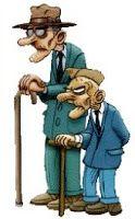 Chistes de ancianos - Viejitos en un burdel