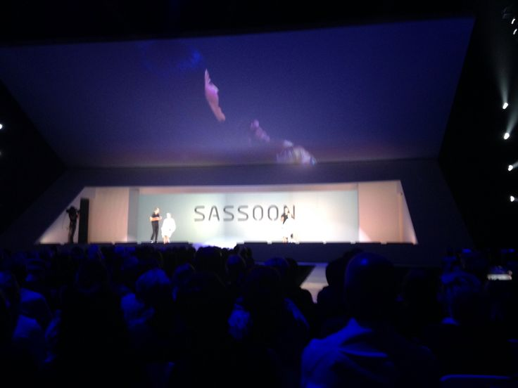 Sassoon at Trend Vision Awards Amsterdam 2014