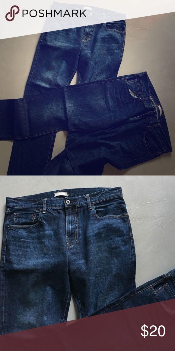 Uniqlo Jeans Men's Uniqlo jeans. Two pair!! Great condition. Uniqlo Jeans Straight