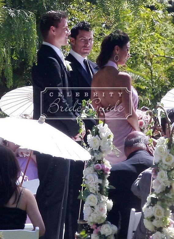 Jenna Dewan And Channing Tatum Wedding Photo Gallery