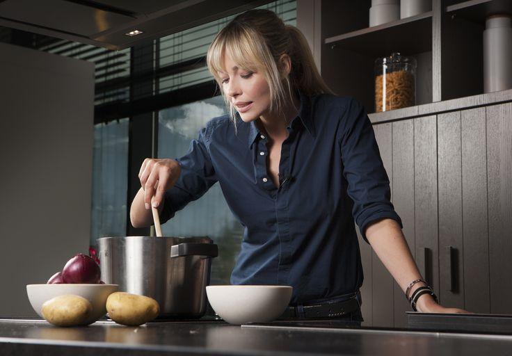 Haal alles uit je groente en maak er soep van! Met Renate Gerschtanowitz-Verbaan