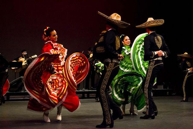 baile Méjico