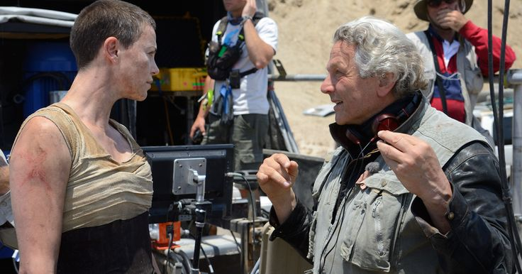 Is George Miller Done with 'Mad Max' Movies? -- 'Mad Max: Fury Road' director George Miller says that he's done making 'Mad Max' movies, hinting he wants to pass the franchise to another director. -- http://movieweb.com/mad-max-movies-sequels-director-george-miller/