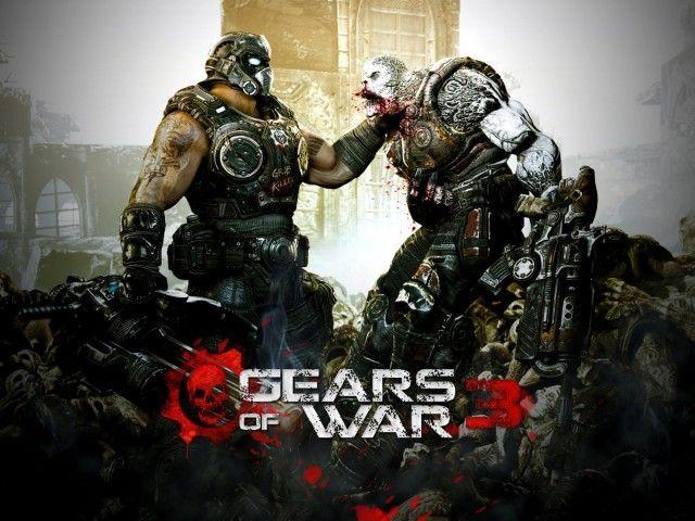 Gears Of War 3 Game Wallpaper
