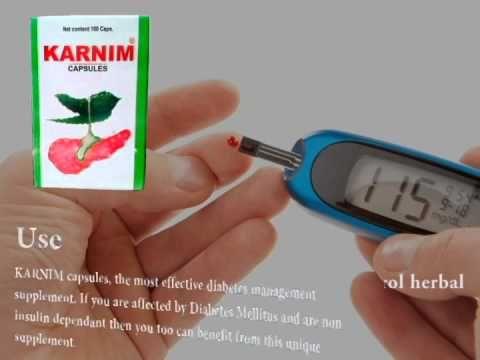 Ayurvedic Herbal karnim medicine use for Diabetes control - onlyherbalpills