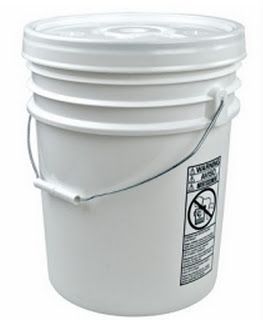 Store charcoal in 5 gallon buckets. 1 Bag of Charcoal Briquettes will make it possible for you to cook 1 Meal a Day for a whole month. Its a great storage item to have on hand. Add a couple bottles of starter fluid and you're good to go!