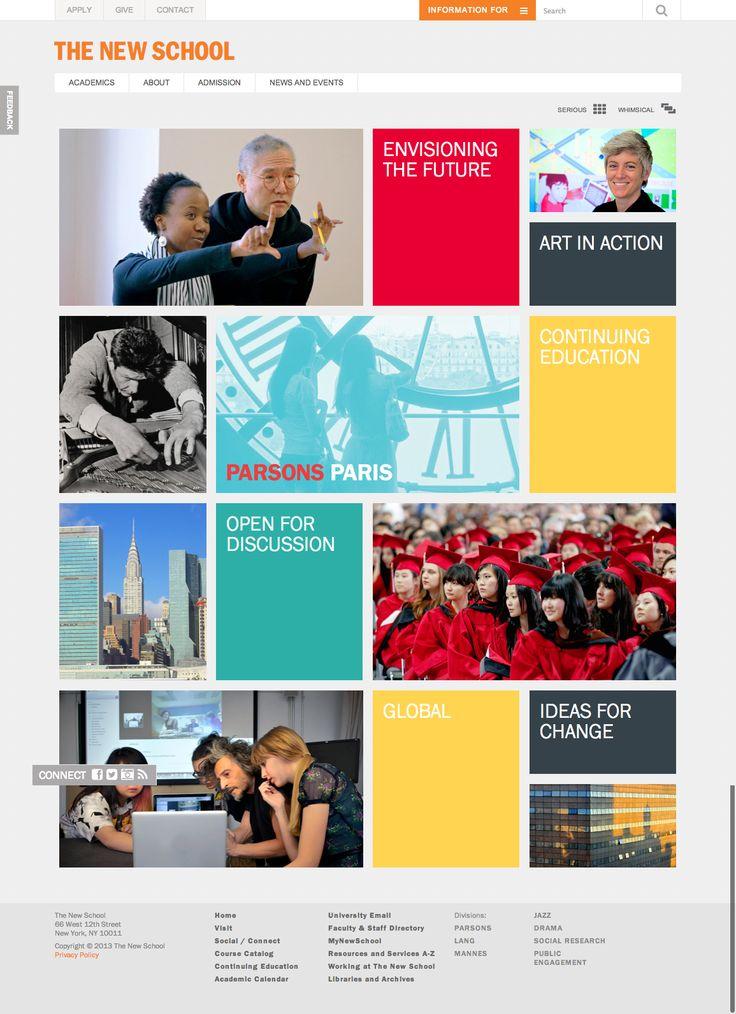 38 best 学校 images on Pinterest | Design websites, Website ...
