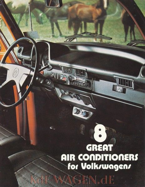 VW - 1974 - 8 great air conditions for Volkswagens - [10403]-1