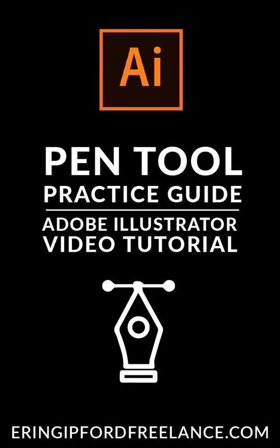 how to connect pen tool lines in illustrator