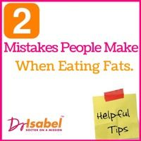 2 Mistakes People Make When Eating Fat -Doctoronamission -Health by Doctoronamission on SoundCloud
