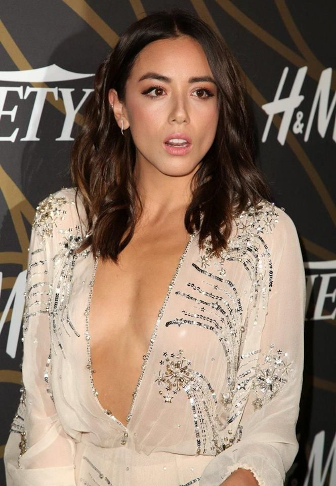 Chloe Bennet known as Sky in Agents of Shield in 2019 ...