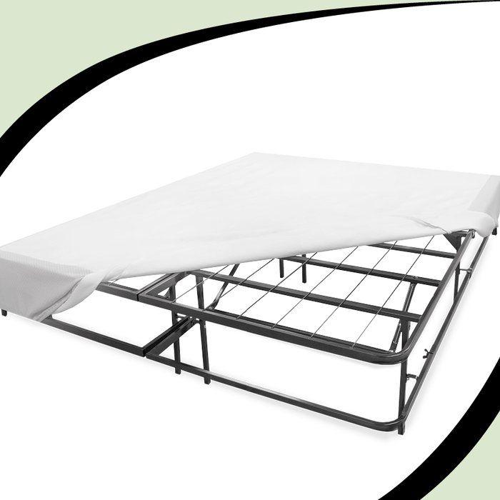 1 Base Foundation Bed Frame