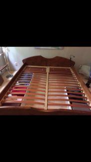 massivholzbett 160x200 gegen Kiste Wasser in Kreis Pinneberg - Ellerbek   Bett gebraucht kaufen   eBay Kleinanzeigen