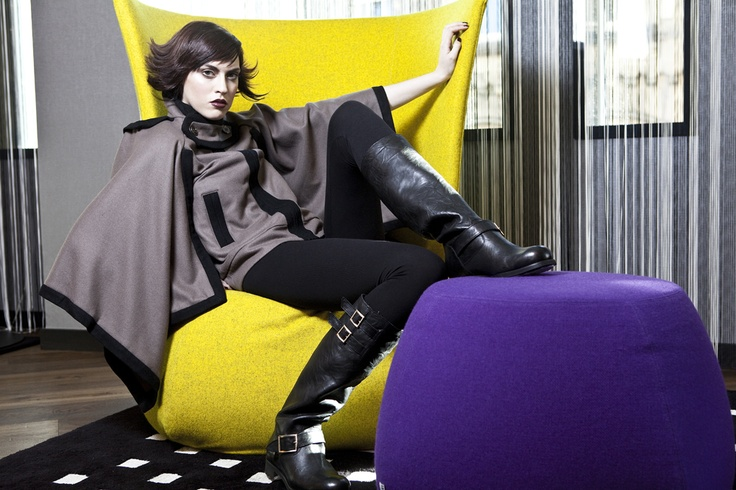 Kakao by K photoshoot in Hotel Missoni Edinburgh by Louise Munro