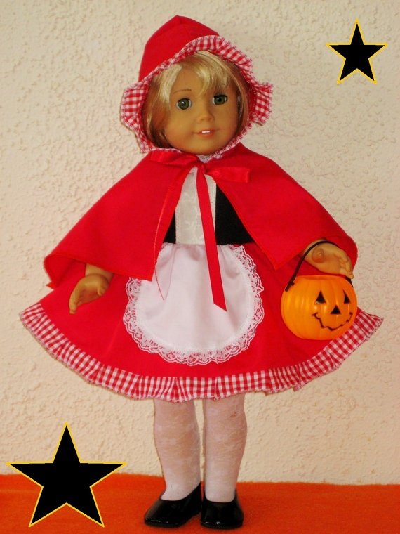 Little Red Riding Hood  Elite Collection by alenahandmadegifts, $24.99