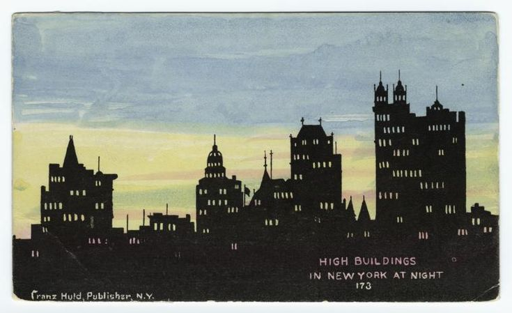 So why do we call it Gotham, anyway?Vintage Postcards, New York Cities, York Public, 500 Postcards, Nypl Digital, York History, New York City, York New York, Postcards Newly
