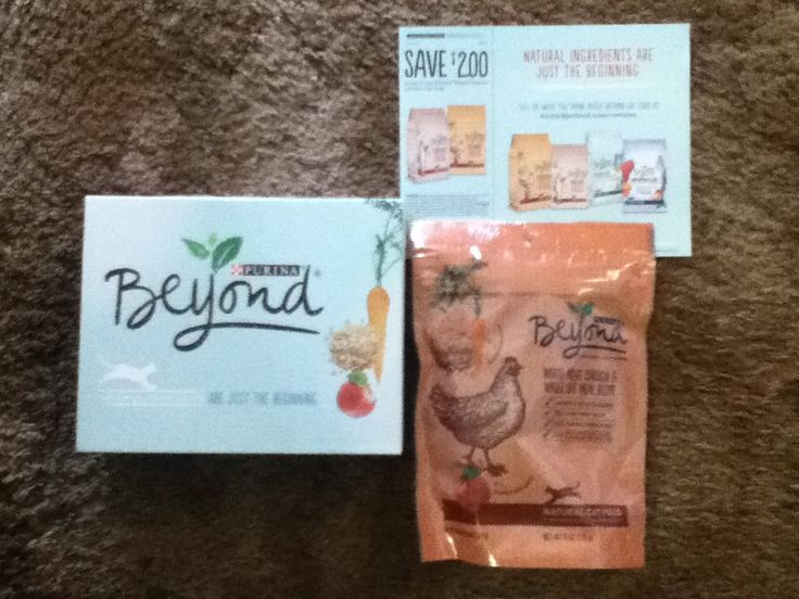 Purina one beyond cat food coupon 2018