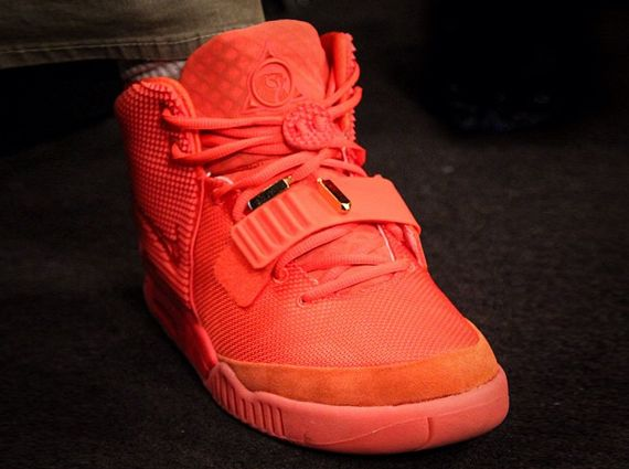 Nike Air Yeezy 2 Red October - SneakerNews.com
