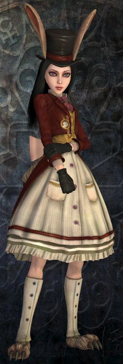Alice - The Madness Returns - Costume Late but Lucky