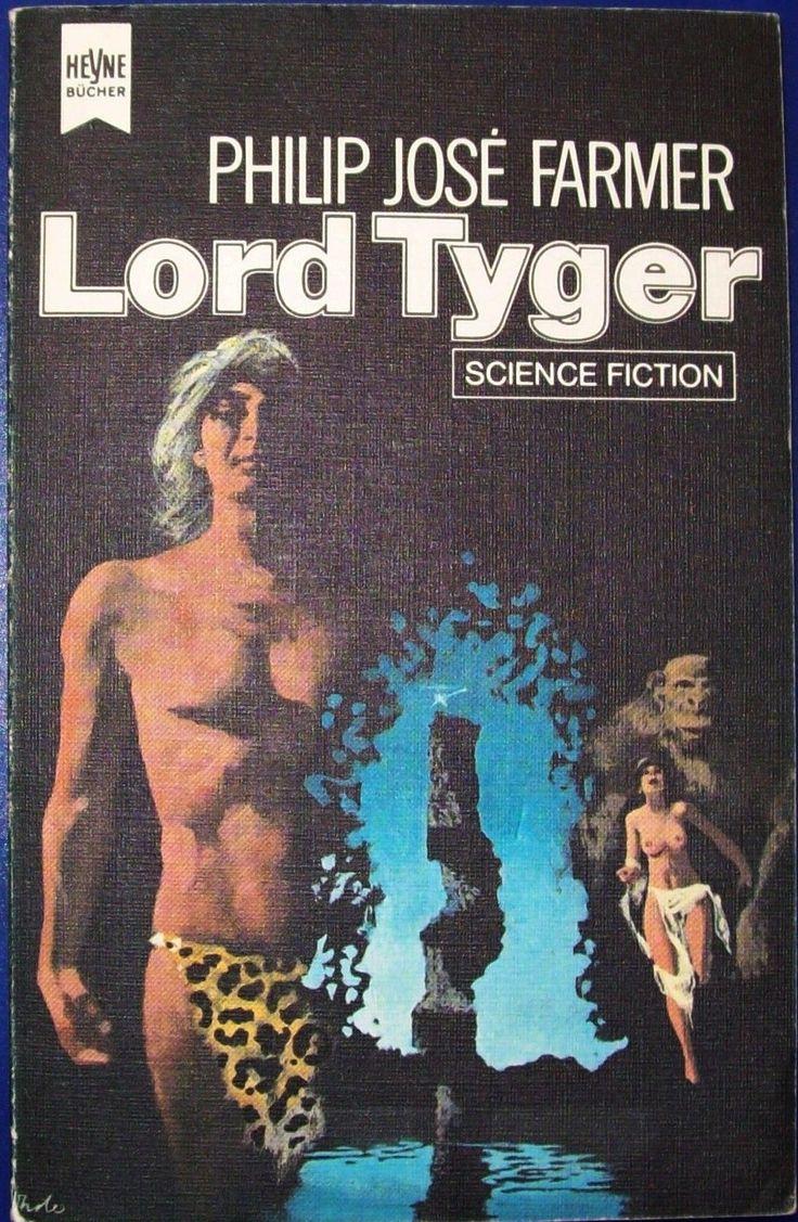 Lord Tyger Von Philip Jose Farmer | eBay
