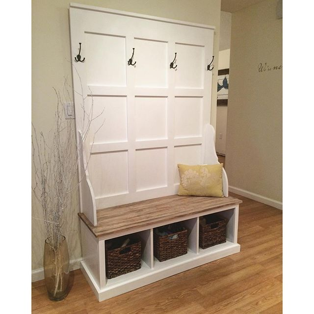 Foyer Mudroom Kit : Best images about entry way tutorials on pinterest