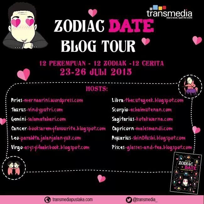 Kotak Warna: (Blog Tour + Give Away) Zodiac Date: Kisah Kencan Kasih Tak Sampai