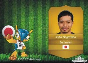 Yuto Nagatomo - Japan Player - FIFA 2014