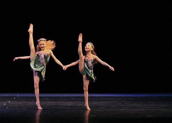 "Chloe Lukasiak and Maddie Ziegler - ""Everlasting Friends ..."