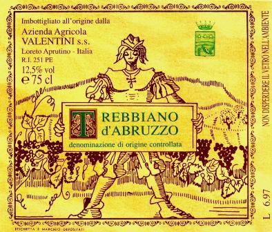 Valentini Trebbiano 2007
