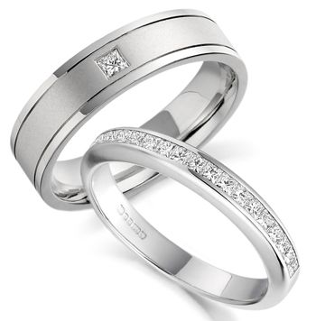 Wedding Rings Anillos de boda