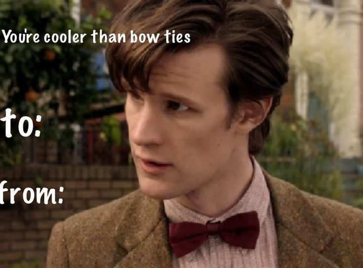 Doctor Who Valentineu0027s Day Card