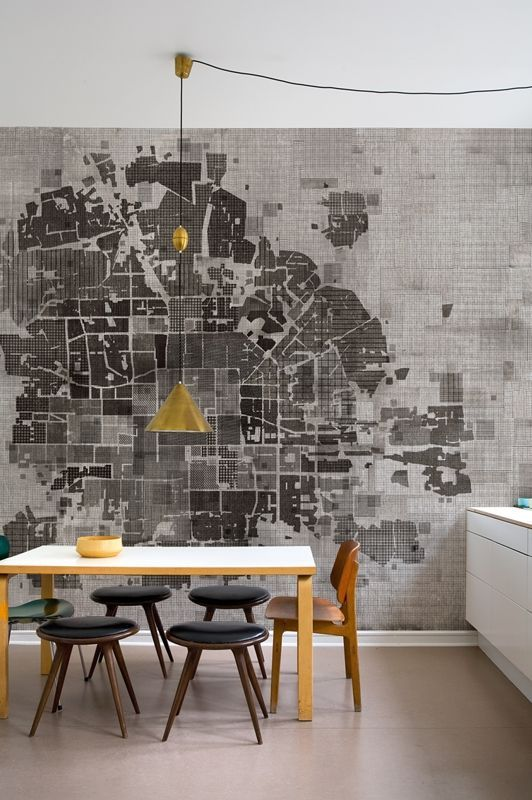 294 best Grisaille images on Pinterest Wall papers, Murals and Paint - best of world map for wall mural