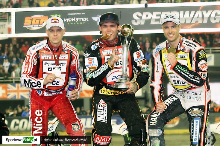 Grand Prix Polski w Toruniu - dekoracja