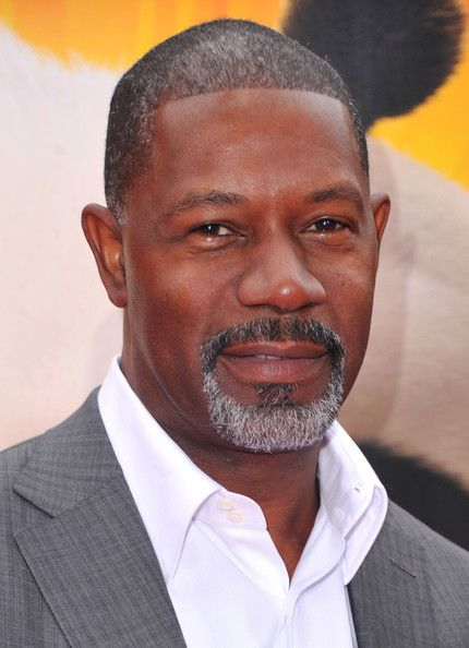 dennis+haysbert | Dennis Haysbert Actor Dennis Haysbert arrives at DreamWorks Animation ...