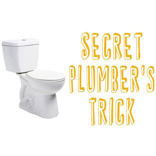 learn the secret plumbers trick to unclog a toilet toilets a house and clogs