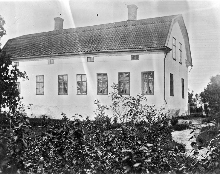 Kuddnäs från trädgården, 1879. slsa801_119  Zacharias Topelius Skrifter…