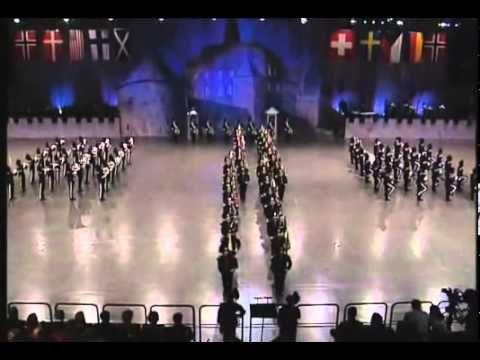 Exibição de banda militar - Um espectáculo imperdível!