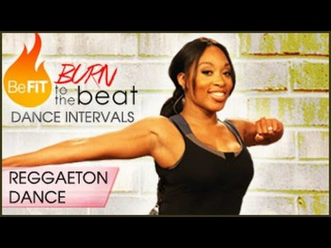 Burn to the Beat Dance Intervals: Reggaeton Dance Workout- Keaira LaShae - YouTube COmplete 7/14/15