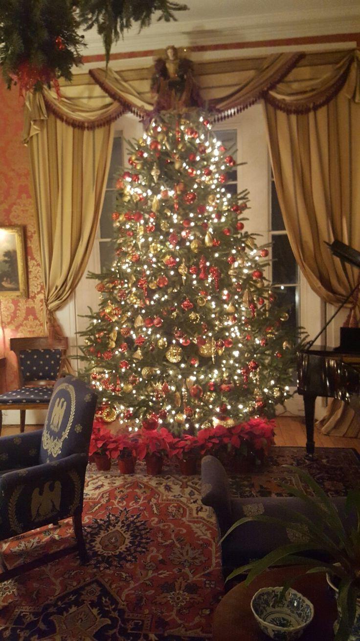 Christmas at the Antrim 1844