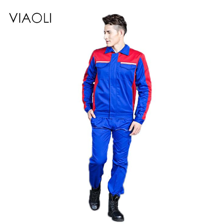 work clothing hooded overalls men women long sleeve on men s insulated coveralls with hood id=52493