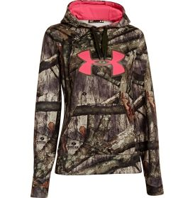 Under Armour Women's Camo Big Logo Hoodie - Dick's Sporting Goods